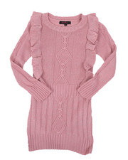 Girls - 7GG Sweater Dress (4-6X)-2429525