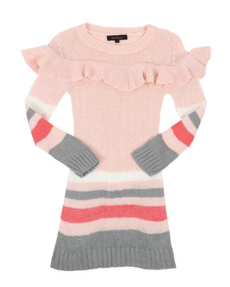 Delia's Girl - 7GG Sweater Dress (2T-4T)