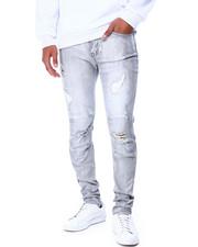 Jeans - Articulated Knee DistressedJean-2430066