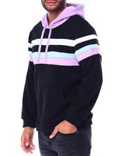 Buyers Picks - Fleece Color Blocked Pullover Hoodie-2430196