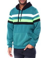 Buyers Picks - Fleece Color Blocked Pullover Hoodie-2430293