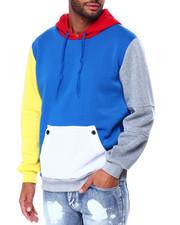 Buyers Picks - Colorblock Pullover Hoodie-2430123
