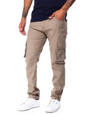 Pants - Twill Stretch Cargo Pants-2430551