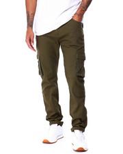 Pants - Twill Stretch Cargo Pants-2430537