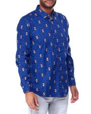 Buyers Picks - Ginger Bread LS Woven Shirt-2430269