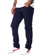 Pants - Twill Stretch Cargo Pants-2430530