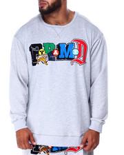 Sweatshirts & Sweaters - Collage Type L/S Crew Neck (B&T)-2428830