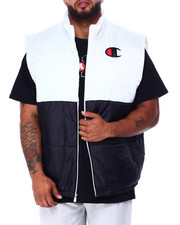 Champion - Puffer Vest Zip Front (B&T)-2428766