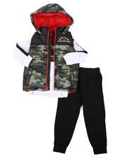 Sets - 3 Pc Vest Set (8-18)-2429616