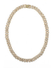 "Stocking Stuffers Men - 24"" 15MM Ice Cuban Chain-2430839"