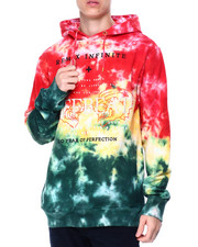 offbeat - REMIX INFINITE TIE DYE HOODIE-2430639