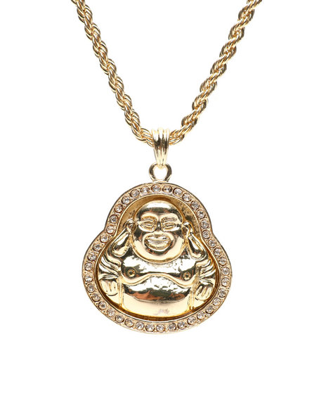 Buyers Picks - Buddha Necklace