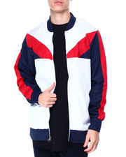 Buyers Picks - Colorblock Flight Jacket-2430467