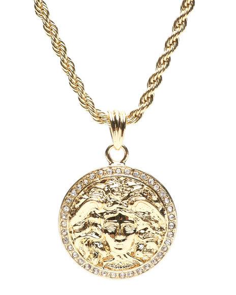 Buyers Picks - Medusa Necklace