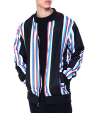 Buyers Picks - Bold Stripe Flight Jacket-2430748