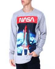 Akademiks - Lift Off LS Tee-2430593