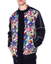 Buyers Picks - Comic Flight Jacket w Stripe Detail-2430824