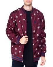 Buyers Picks - Star Print Flight Jacket-2430504