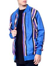 Buyers Picks - Bold Stripe Flight Jacket-2430427