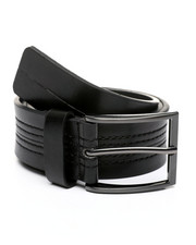 Belts - Leather Belt (32-44)-2430848