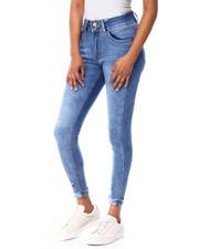 Women - Roll Cuff Skinny Jean-2429722