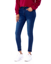 Jeans - Raw Edge Skinny Jean-2429714