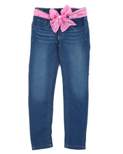 Delia's Girl - Jeans W/ Sash Belt (7-16)-2429943