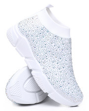 Footwear - Studded Slip-On Sneaker-2430869