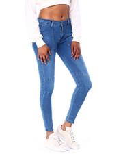 Jeans - Pork Chop Pkt Seam Knee Skinny-2429758