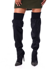 Holiday Shop - Knee Length Slouch Boot-2429040