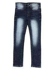 Bottoms - Stretch Signature Denim Jeans (8-18)-2431281