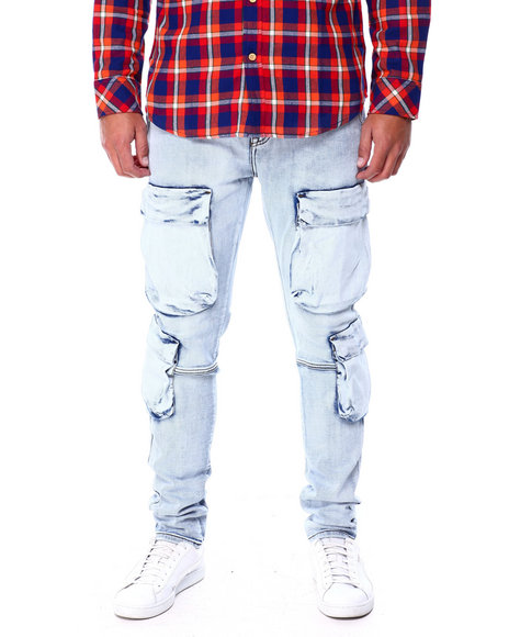 Foreign Local - Cargo pocket Jean