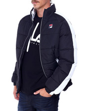 Fila - LEDGER PUFFA JACKET-2431446