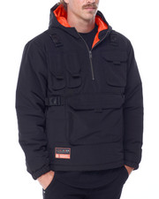 Vests - MULTI POCKET PADDED JACKET-2431827