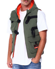 Vests - PADDING VEST W UTILITY POCKT-2431851