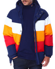Mens-Holiday - GIOVANNI PUFFA JACKET-2432110