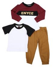 Enyce - 3 Pc Knit Set (2T-4T)-2429567