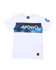 T-Shirts - Southpole x NASA Chenille & Engineer Print Tee (8-20)-2431298