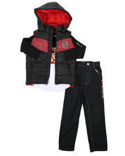 Sets - 3 Pc Vest Set (4-7)-2430645