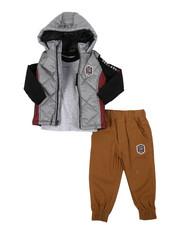 Boys - 3 Pc Vest Set (2T-4T)-2430698