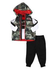 Boys - 3 Pc Vest Set (2T-4T)-2430318