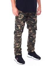 Pants - Camo Twill Stretch Cargo Pants-2431658