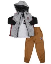 Sets - 3 Pc Vest Set (8-18)-2430744