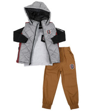 Enyce - 3 Pc Vest Set (8-18)-2430744