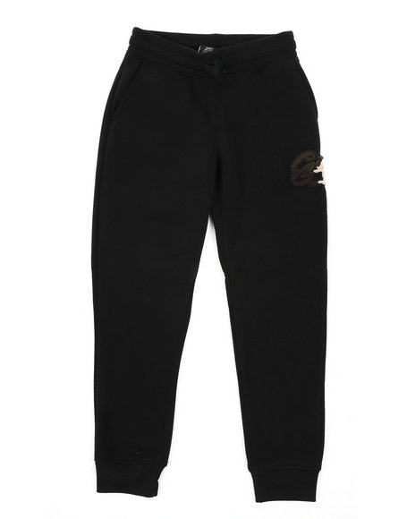 Arcade Styles - Fleece Joggers W/ Camo Chenille Patch (8-20)