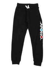 Boys - Southpole x NASA Fleece Sweatpants W/ Chenille Patch (8-20)-2431695