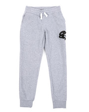 Bottoms - Fleece Joggers W/ Camo Chenille Patch (8-20)-2431730