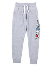 Bottoms - Southpole x NASA Fleece Sweatpants W/ Chenille Patch (8-20)-2431700