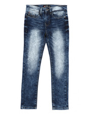 Boys - Stretch Signature Denim Jeans (8-18)-2431558