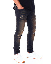 Jordan Craig - Extreme Worn out Jean Vintage Wash-2431539